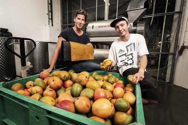 Nieuwe Green Chemistry Campus Community Member: Fruitleather