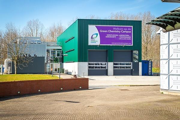 Nieuwe demo facility Green Chemistry Campus feestelijk geopend