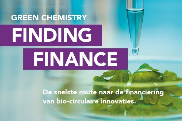 Green Chemistry Finding Finance