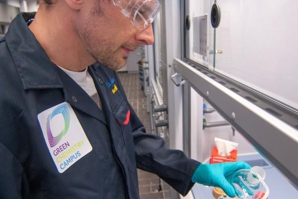 Nieuwe chemische grondstoffen uit pyrolyse: succesvolle GCC-minor